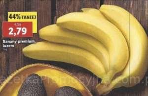 Banany 1kg.Lidl