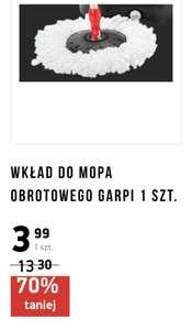 Wkład do mopa obrotowego Garpi 1szt /Intermarche/