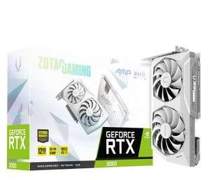 Zotac GeForce RTX 3060 AMP White Edition 12GB GDDR6