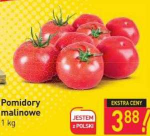 Pomidory Malinowe z Polski 1kg @Stokrotka