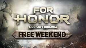 Zagraj w For Honor za darmo między 15 a 18 lipca! @ PS4/PS5/Xbox One/PC
