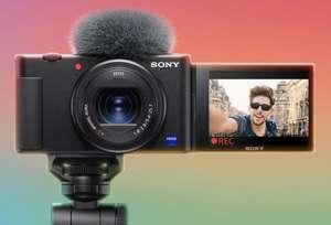 Sony ZV-1 aparat do wideoblogów (cashback 450zł, możliwe 2349zł)