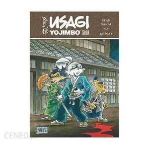 książka komiks Usagi Yojimbo Saga. Księga 8 Egmont 2021