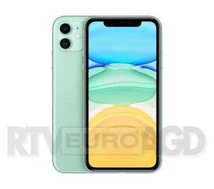 Smartfon Apple iPhone 11 64 GB zielony