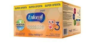 Mleko modyfikowane Enfamil 3 Premium w atrakcyjnej cenie (4,15zł/100g)