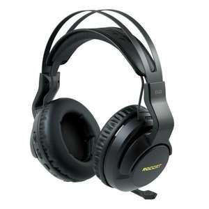 Słuchawki nauszne bezprzewodowe ROCCAT Elo 7.1 Air Czarny