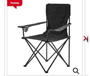 Krzesło campingowe