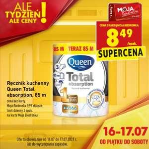 Ręcznik kuchenny Queen Total absorption, 85m
