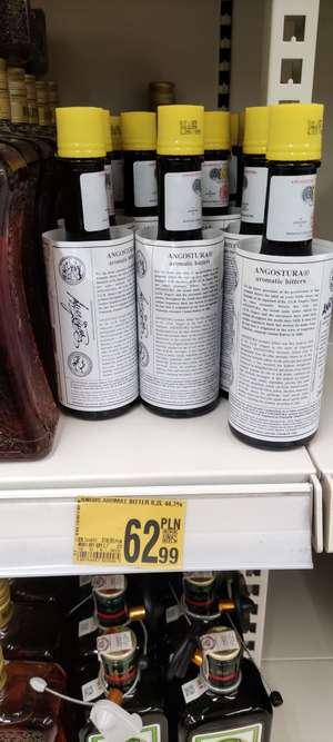 Wódka Angostura Aromatic Bitters, 44,7%, 200 ml, Auchan Bonarka, Kraków