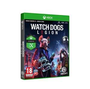 Xbox one Watch Dogs Legion