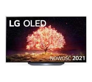 Telewizor Oled 55 cali LG 55B13LA 3999 zł RTV Euro AGD