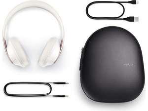 Bezprzewodowe słuchawki nauszne Bose Noise Cancelling 700