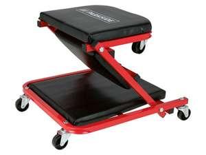 Leżanka montażowa i stołek warsztatowy 2w1 Parkside PRW 2 A1 @ Lidl