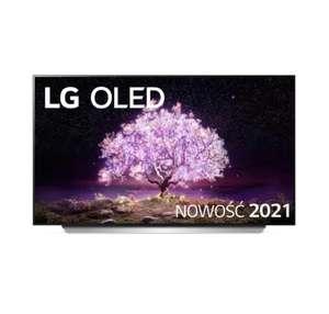 Telewizor LG OLED48C12LA (możliwe 4103 zł w opcji 3 raty gratis) + słuchawki LG TONE Free FN7 + karta podarunkowa na 50 zł @ Media Markt