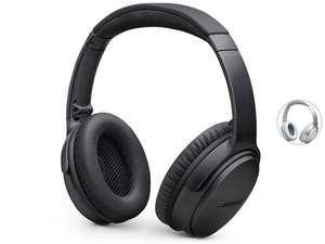 Słuchawki nauszne Bose QuietComfort 35 II srebrne lub czarne