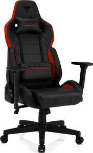 Fotel gamingowy SENSE7 Sentinel (czarno-czerwony) @Morele