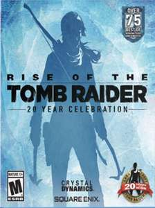 Rise of the Tomb Raider 20 Years Celebration Steam CD Key