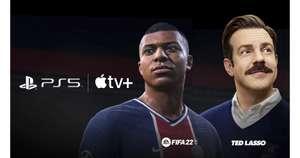 6 miesięcy Apple TV+ dla posiadaczy PS5