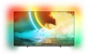 "Telewizor PHILIPS 55OLED705 55"" OLED 4K 120Hz Android TV Ambilight x3 Dolby Atmos (model 2021) @ Media Expert"