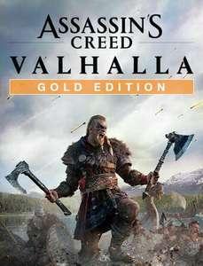 Assassin's Creed Valhalla Gold Xbox Brazylijski Microsoft store