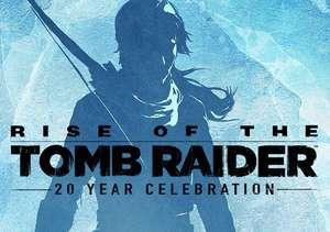 Rise of the Tomb Raider - 20th Anniversary Edition (PC, Steam) w historycznie niskiej cenie @ Gamivo