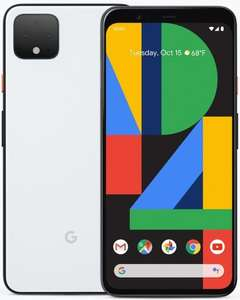 Google Pixel 4 XL 64 GB | Clearly White Refurbed