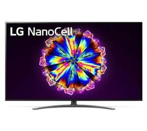 Telewizor 55 cali LG 55NANO913NA 120Hz FALD 2999 zł Mediaexpert