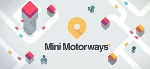 Mini Motorways -10% STEAM - Nowa gra twórców Mini Metro