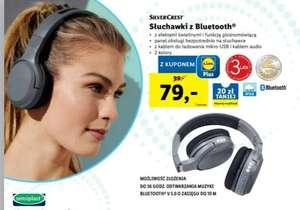 Słuchawki bezprzewodowe Silvercrest Lidl Plus