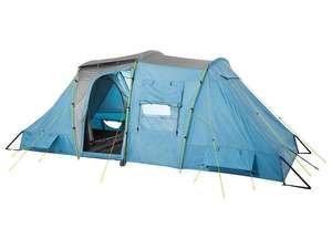 4-osobowy namiot Crivit za 426zł i 629zł (30% taniej) @ Lidl
