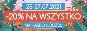 Kupon na -20% na wszystko w Krukam.pl