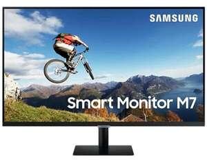 """Monitor SAMSUNG LS32AM700 32"""" 4K VA Smart (Tizen) Pilot"""