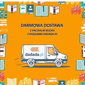 Księgarnia dadada.pl. Darmowa dostawa (Paczka Ruchu)
