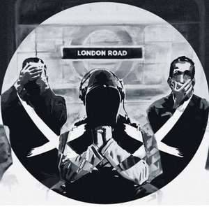 Modestep- London Road (płyta analogowa) winyl, winyle 2xLP
