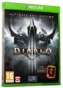 Diablo 3 Reaper of Souls Ultimate Evil Edition za darmo na Xbox dla użytkowników Live Gold
