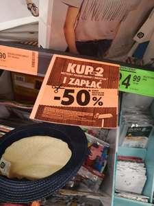 Kup min. 2 artykuły przemysłowe i tekstylia, i zapłać -50% Biedronka