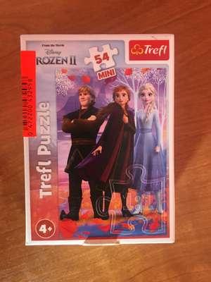 Puzzle Mini Frozen II 54 elementy