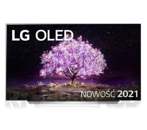 TELEWIZOR LG OLED65C11LB OLED, 120hz, HDMI 2.1