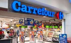 Kupon 25zł na zakupy spożywcze w sklepie internetowym Carrefour MWZ 100zł