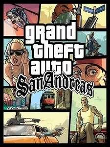 Grand Theft Auto San Andreas RoW Rockstar CD Key