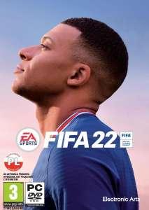 FIFA 22 PC preoder klucz origin