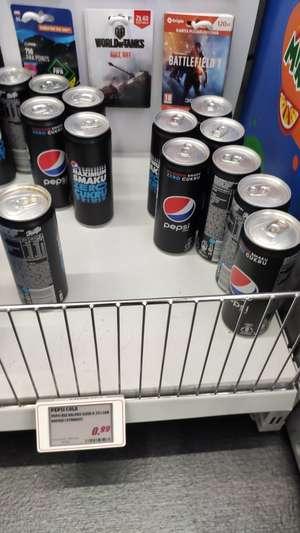 Pepsi Max 0.33 po 0.99 zł