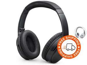 Słuchawki Bose QuietComfort 35 II DARMOWA DOSTAWA czarne lub srebrne qc35 ii