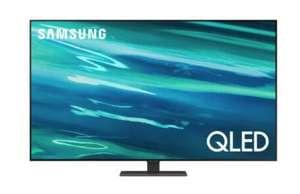 """Telewizor SAMSUNG QE65Q80AAT (65"""", QLED, 120Hz, HDMI 2.1) oraz wentylator MPM MWP-16/C @Neonet"""