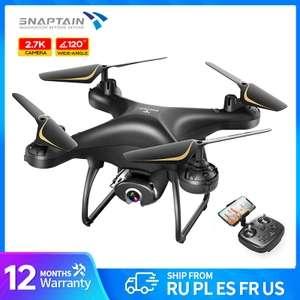 Dron SNAPTAIN SP650 1080P z dwoma bateriami i wysyłką z Polski za $37.70