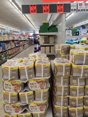 Pieluszki Lupilu Premium Jumbo Bag w cenie 38,99 - różne rozmiary (-24%)