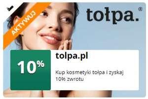 mOkazje mBank 10% rabatu na kosmetyki Tołpa