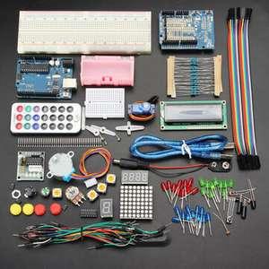Zestaw startowy do nauki programowania i elektroniki Geekcreit UNO R3 @ Banggood