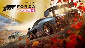 Zestaw dodatków Ultimate do Forza Horizon 4 na PC i konsole Xbox w islandzkim regionie sklepu Microsoft