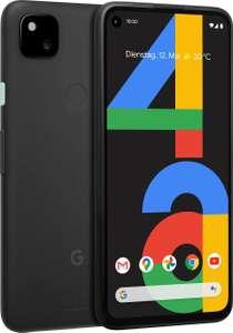 Google Pixel 4a od dzisiaj 315 euro w google store de